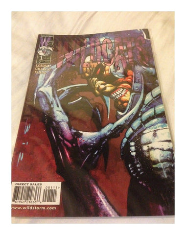 Wildstorm: Wildcats Vol.2 #1 - March 1999 First Printing - Used