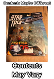 Star Trek Fighter Pods 4-Pack by Hasbro (Contents May Vary From Image) New