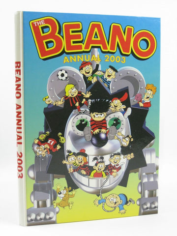 The Beano Book: 2003 by D.C.Thomson & Co Ltd (Hardback, 2002) - USED