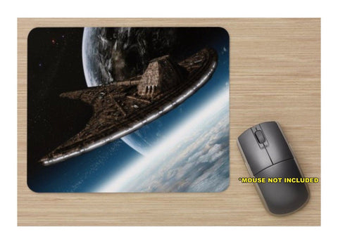 Unofficial Destiny Leaves Orbit - Stargate Universe Inspired Standard Mouse Mat