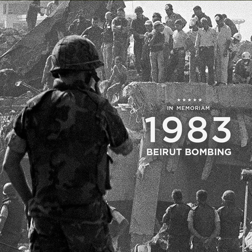 Beirut Bombing