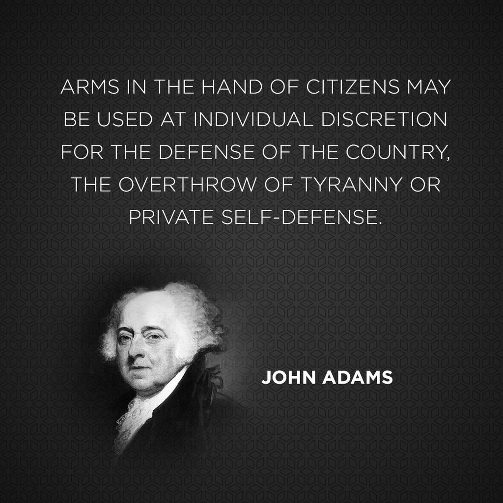 Happy Birthday, John Adams. -