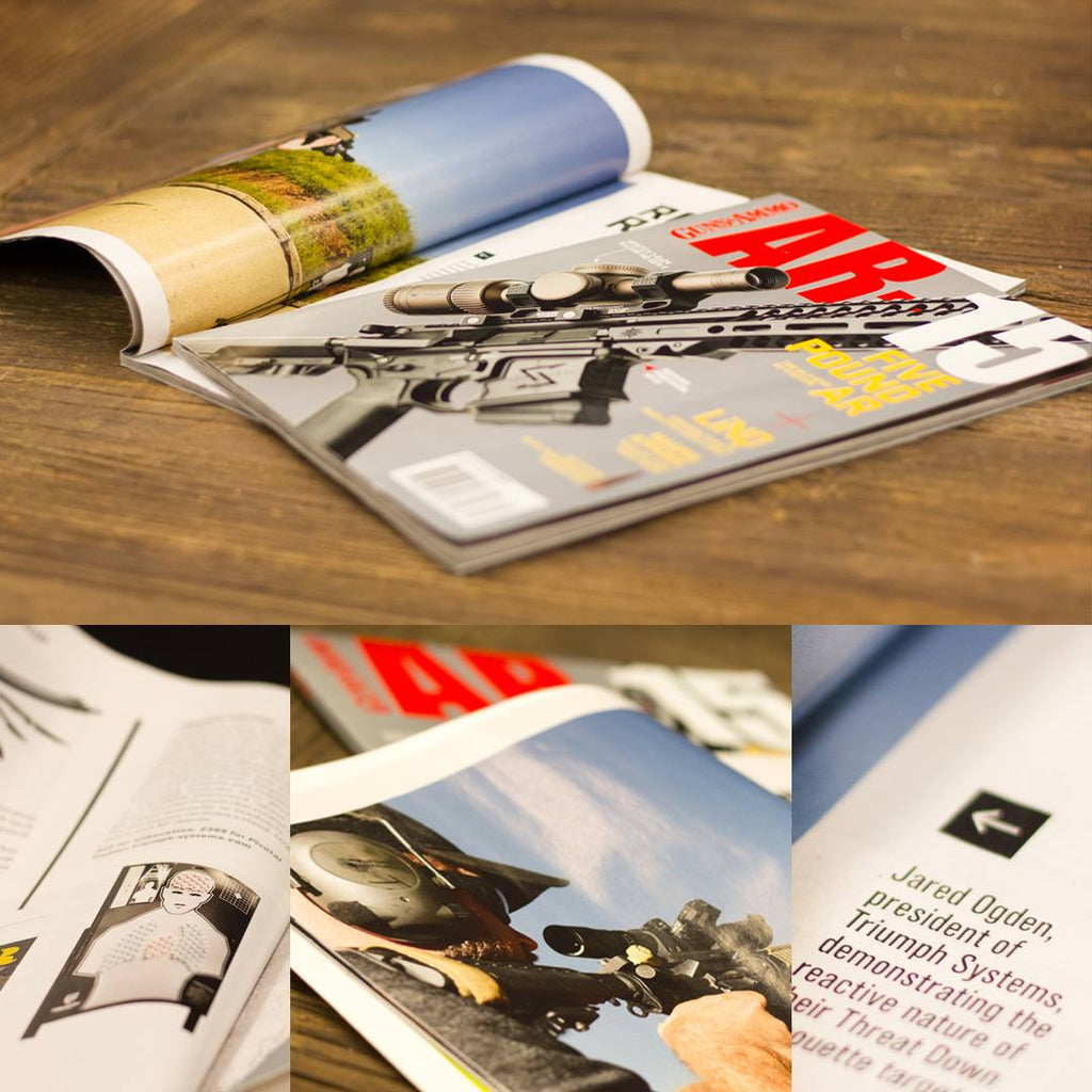 AR-15 November Issue -