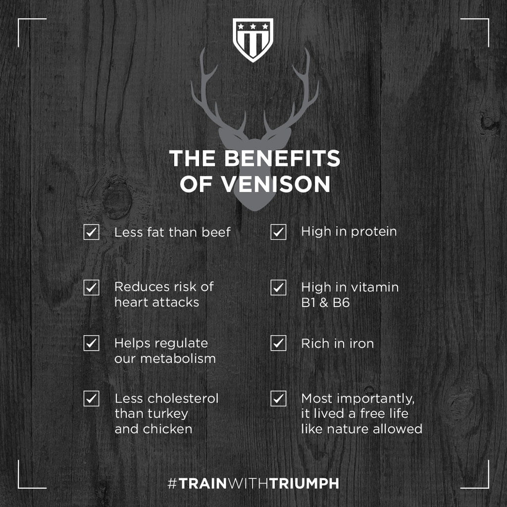 Benefits of Venison