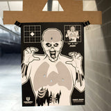 Zombie Paper Targets - 16 x 12 inch