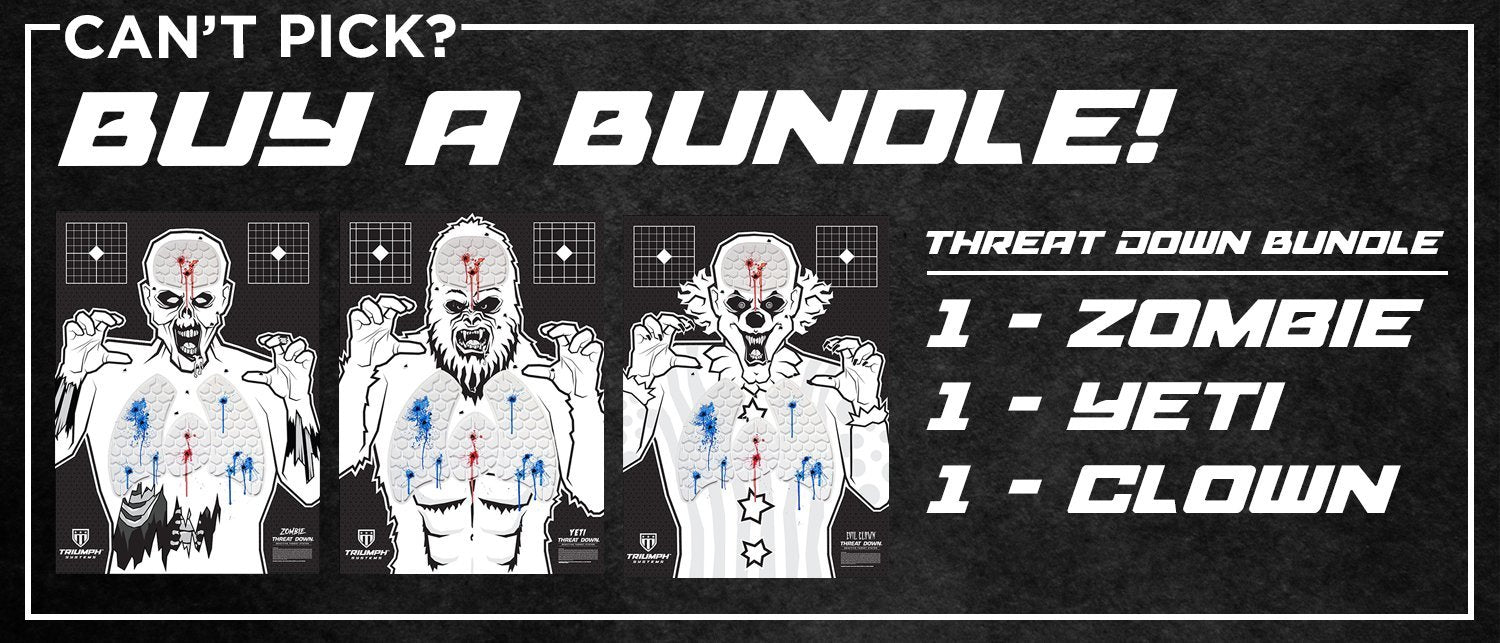 Great Deal On Our Threat Down Bundle Pack