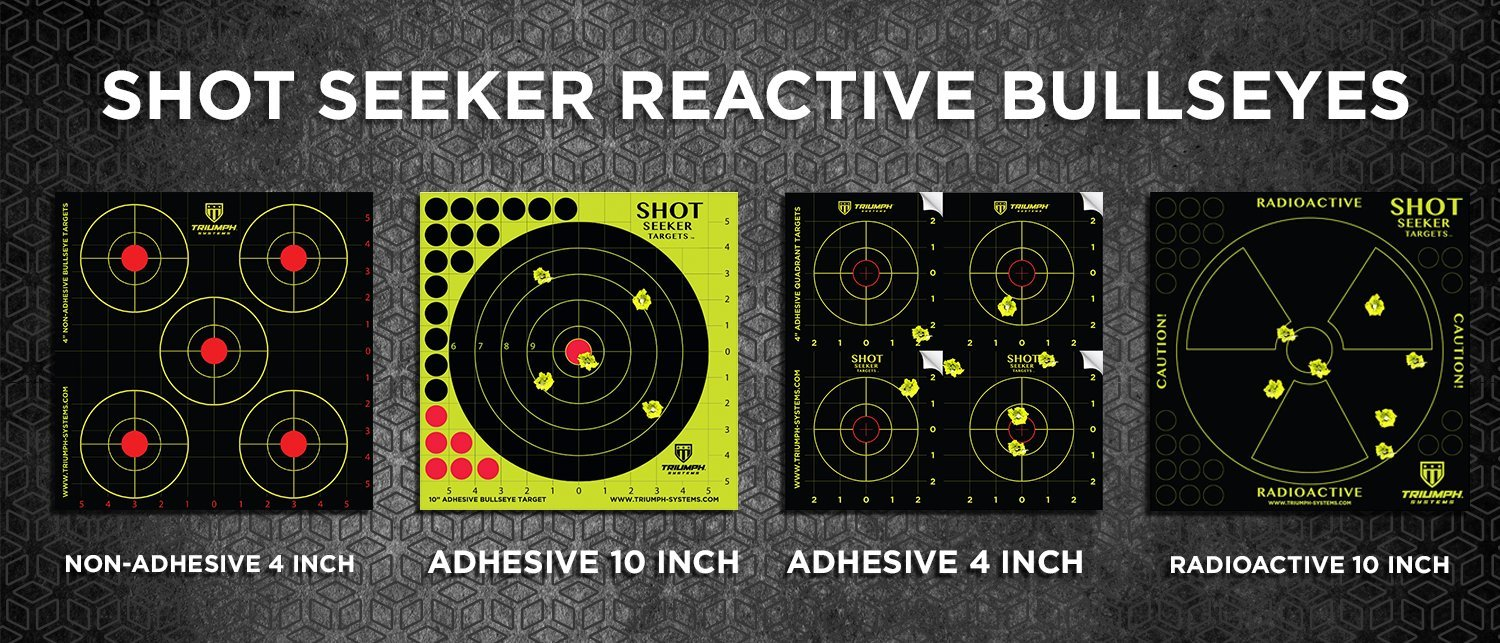 Reactive Targets