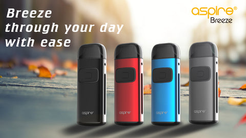 Aspire Breeze AIO Kit
