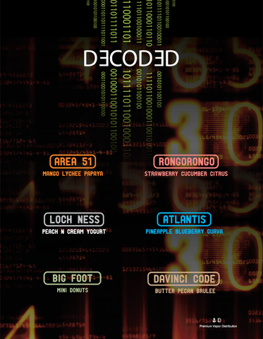 Decoded E-juice