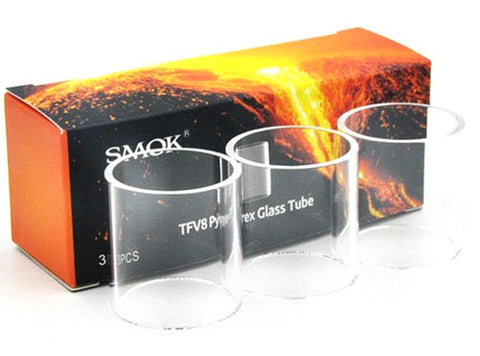 Smok TFV8 Pyrex Glass