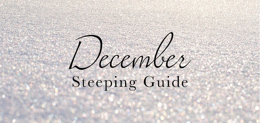 December 2016 Tea Discovery Steeping Guide