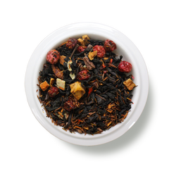 Black Tea Currants and Cacao