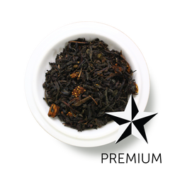 Premium Black Tea Strawberry Deluxe