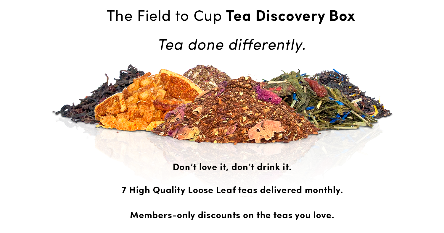 Field to Cup Tea Discovery Box