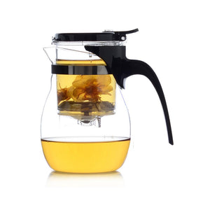Samadoyo 600ml Borosilicate Glass Teapot