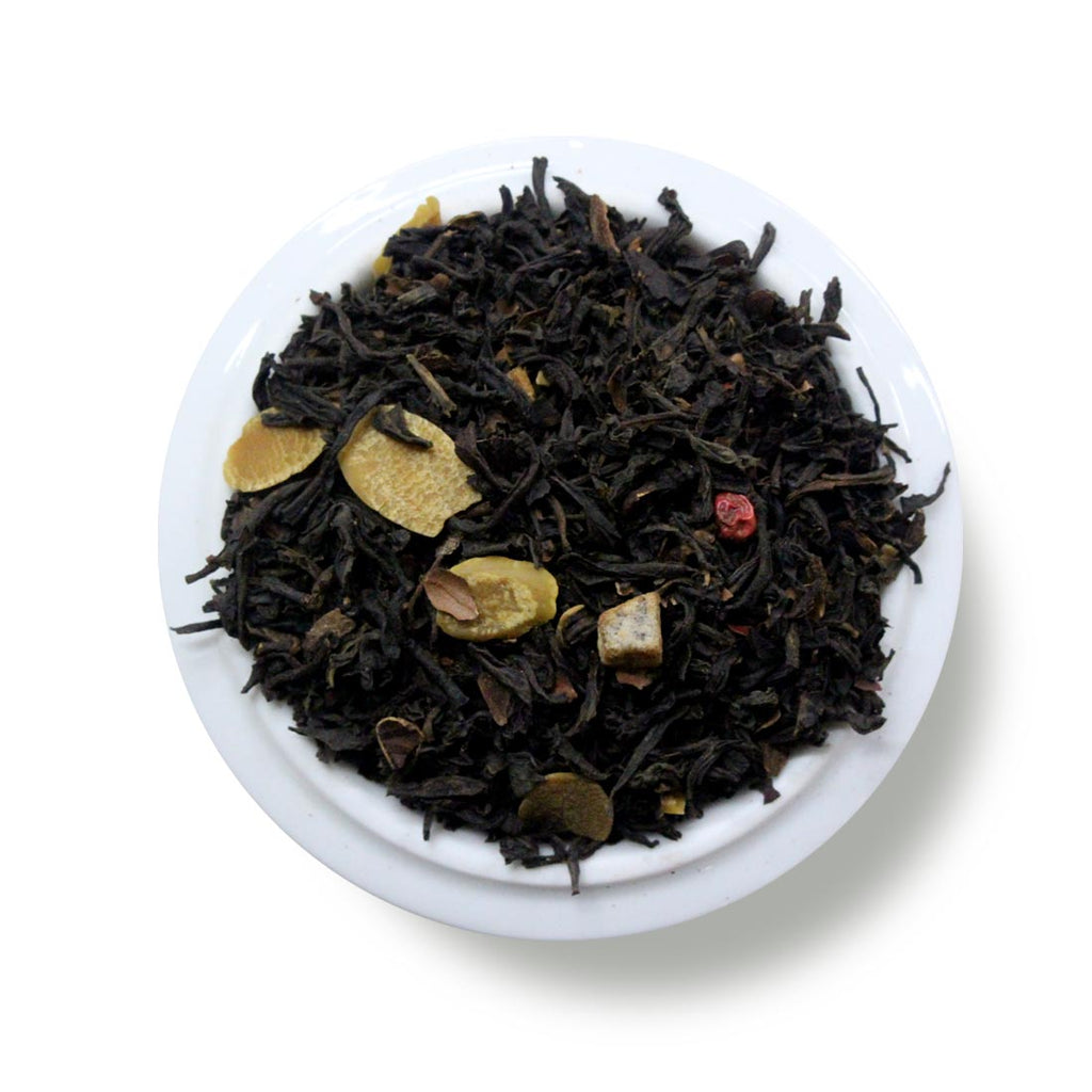 Black Tea Ginger Bark