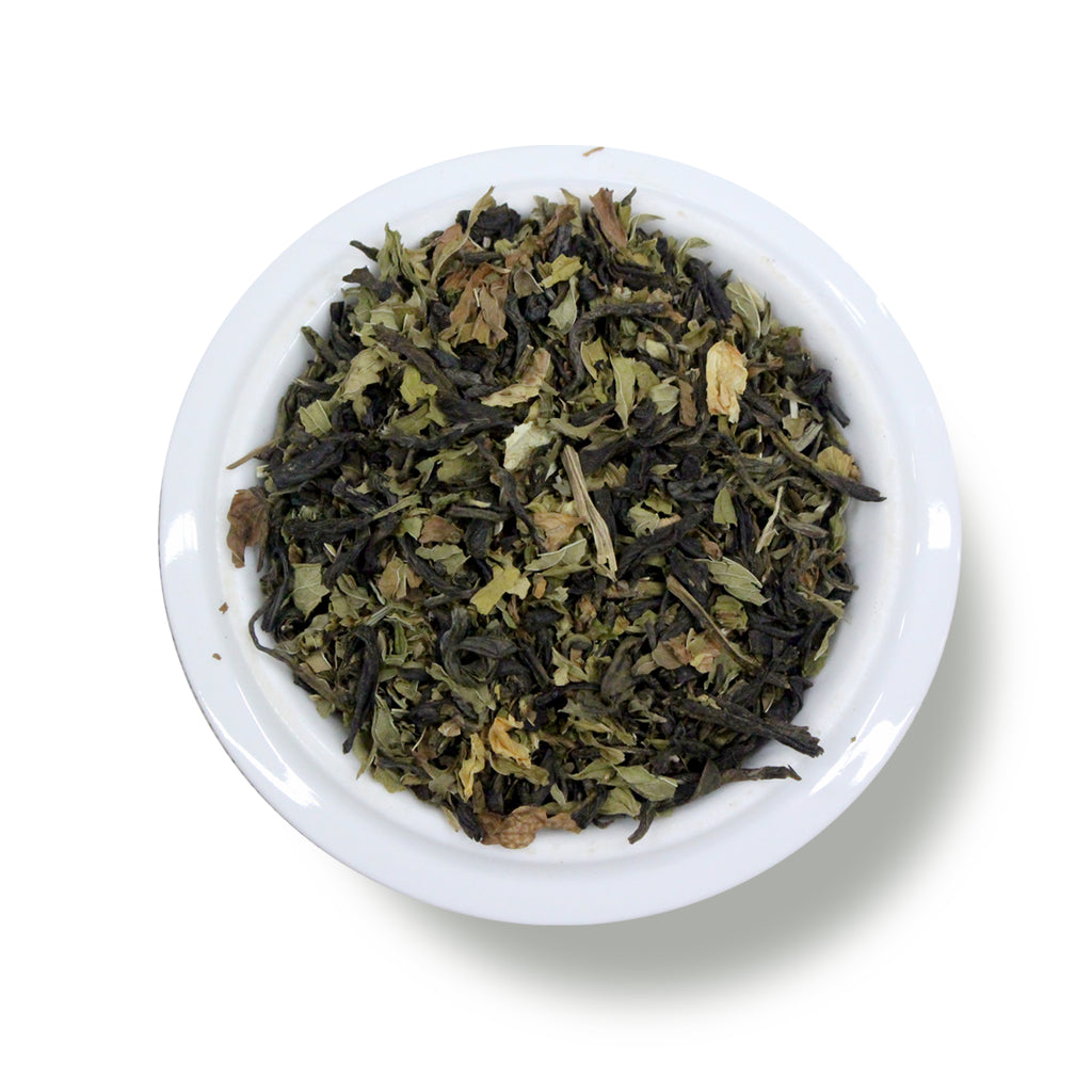 Green Tea Organic Mint Mystique