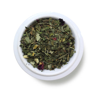 Herbal Tea Mint Garden