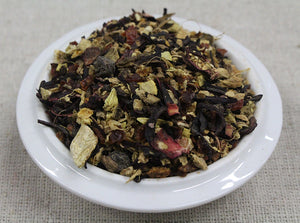 Herbal Tea Organic Berry Flame
