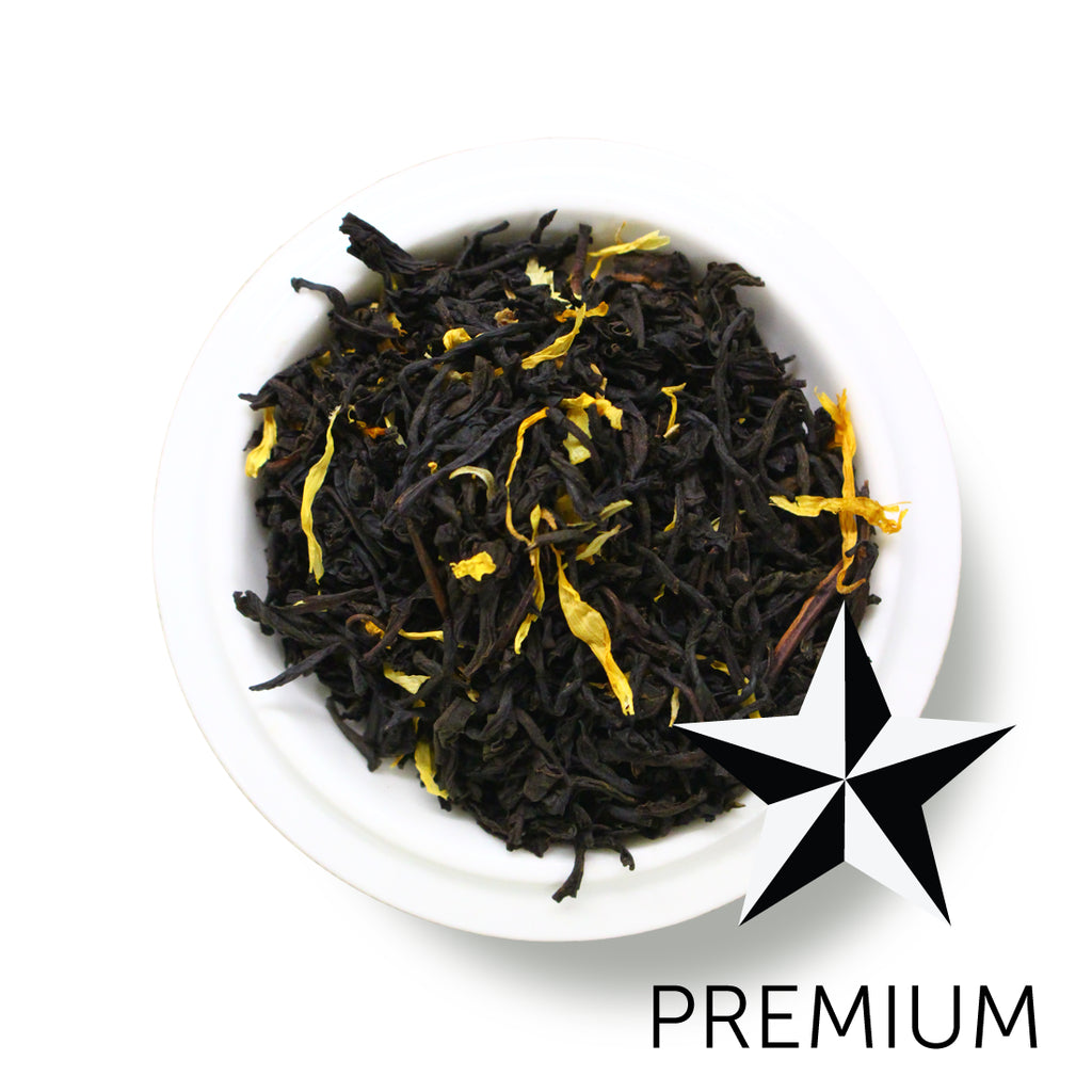 Premium Black Tea Cherry Charm