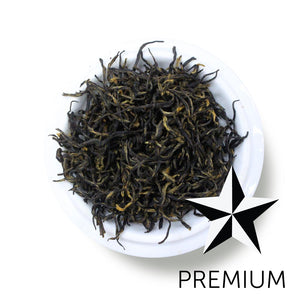 Premium Black Tea Mao Feng Silk