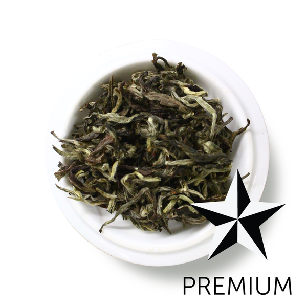 Premium White Tea Organic Snowy Tips