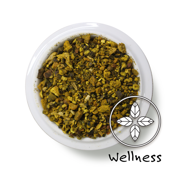 Wellness Tea Golden Spice Delight