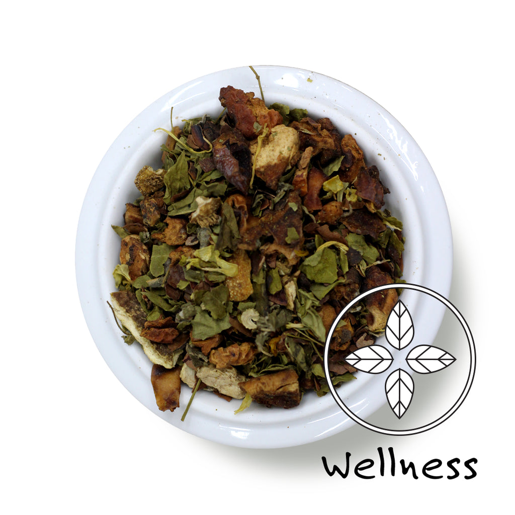 Wellness Tea Organic Winter Garden