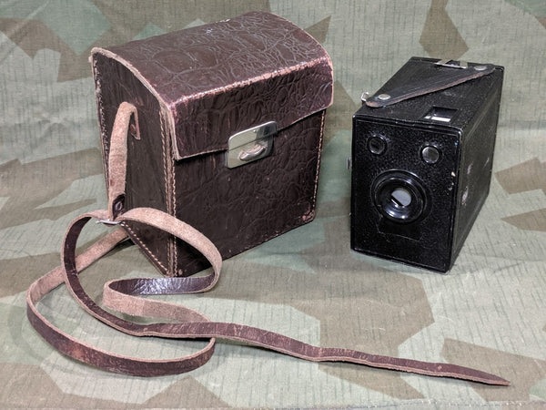 Simple Box Camera w/ Pouch