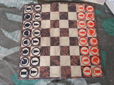 Original Feldpost Chess Game Complete