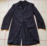 "Mens Coat w/ Tails - 38"" Chest"
