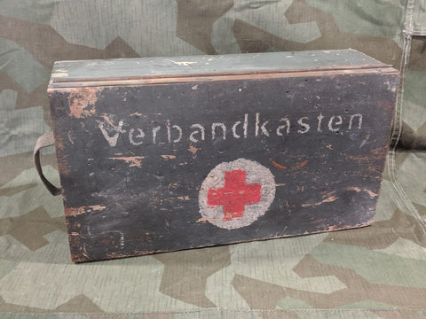 Early Wood Verbandkasten Box