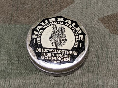 Haus Salbe Wound and Healing Ointment Tin