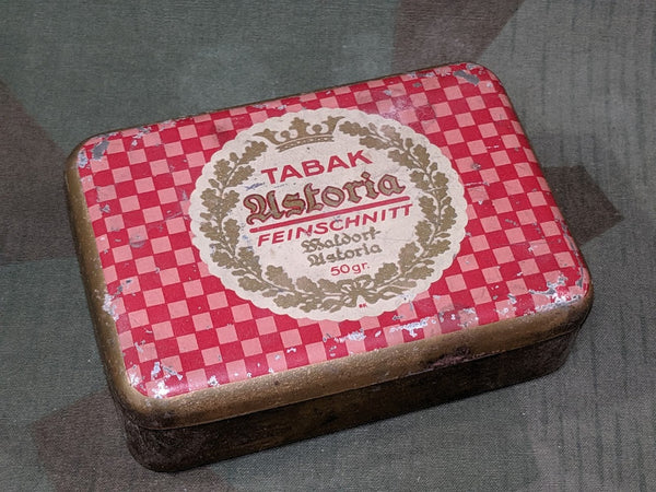 Tabak Astoria Loose Tobacco Tin