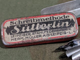 Sütterlin Pen Nib Tin