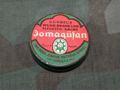 Period Wound Salve Tin