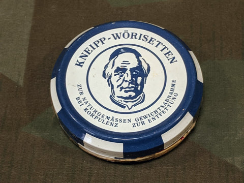 Kneipp Wörisetten Weight Loss Pill Tin