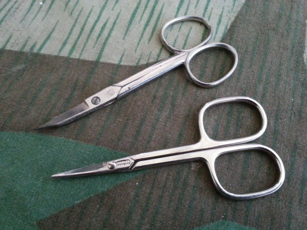 German Solingen Finger Nail Scissors