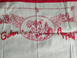 Guten Appetit Table Cloth