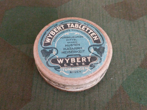 Pressed Paper Wybert Tabletten Container