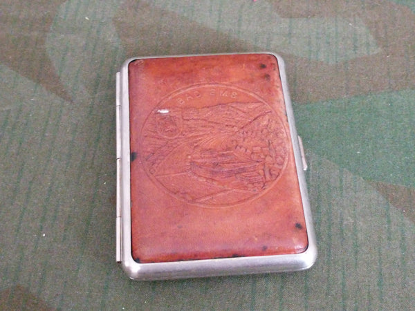 Bad Ems Souvenir Cigarette Case