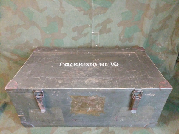 Packkiste Nr. 10 1936 Nice Condition