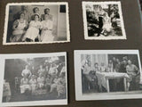 Original Photo Album with a Few Military & Nurse Photos