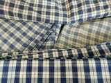 Woven Barracks Blanket Cover or Pillow Case AS-IS