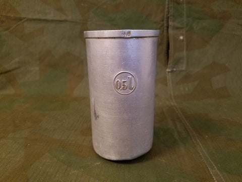 0,5l Aluminum Cup (AS-IS)