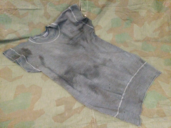 Army Dyed Knit Undershirt