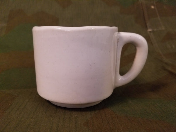 Army Style Unmarked Coffee Cup