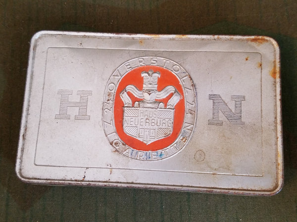 HN Fugendicht Rectangular Cigarette Tin