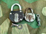 German Military Style Locks