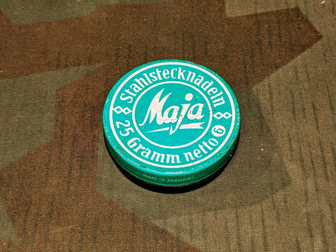 Maja Tin for Sewing Needles